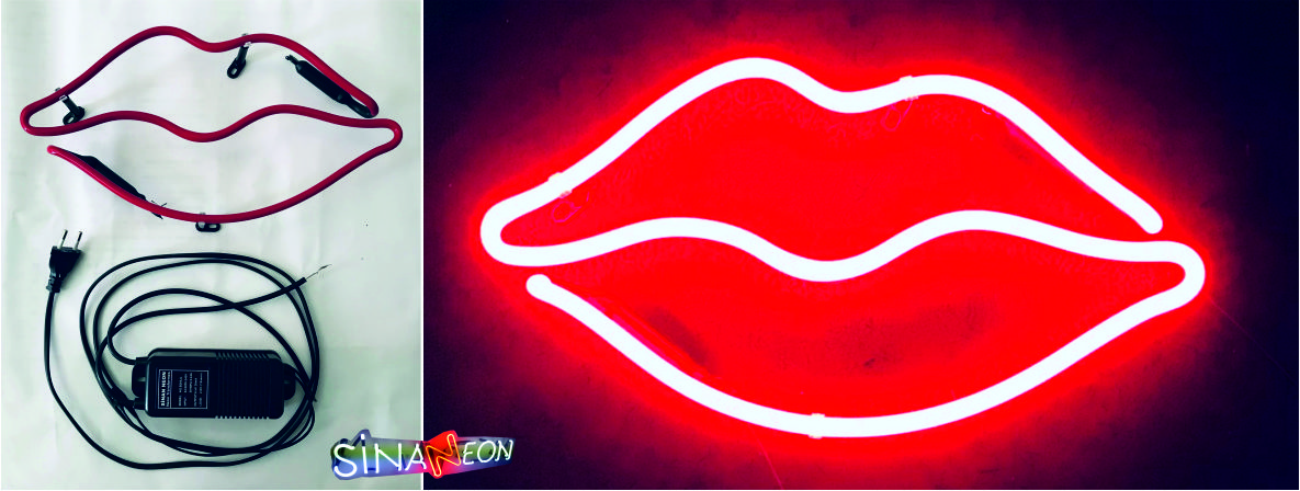 New Jeneresyon Dudak Neon