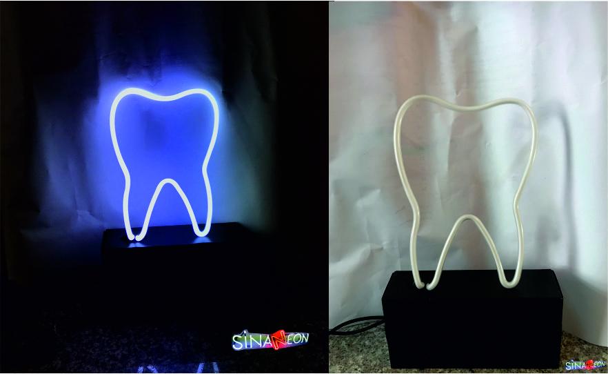 diş şekli tabela