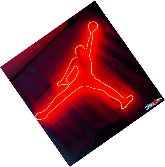 jordan neon görseli
