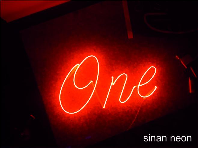 one led neon, one neon yazısı, one neon tabela,